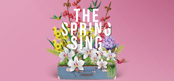 The Spring Sing - Afternoon concert